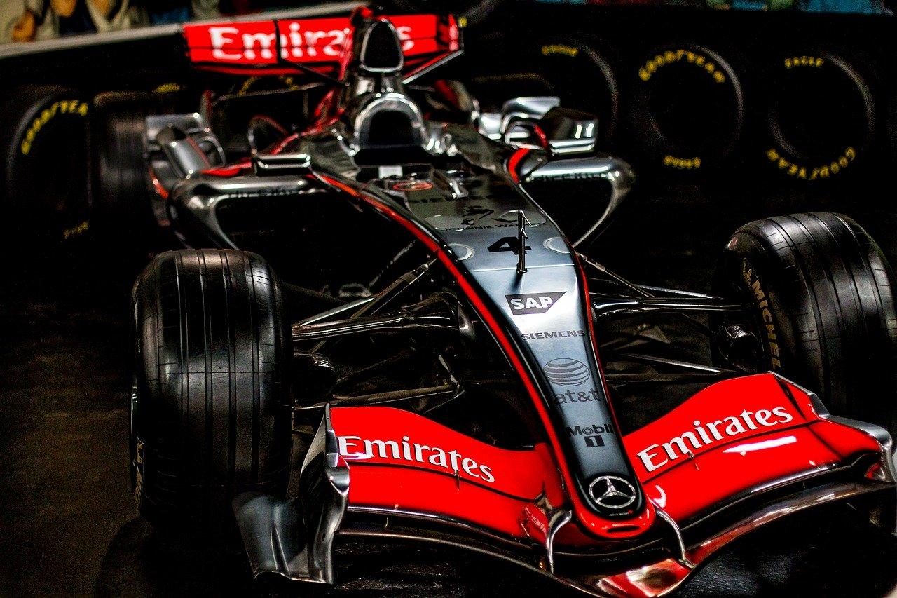 Hamilton dominuje – wygrana Grand Prix Belgii