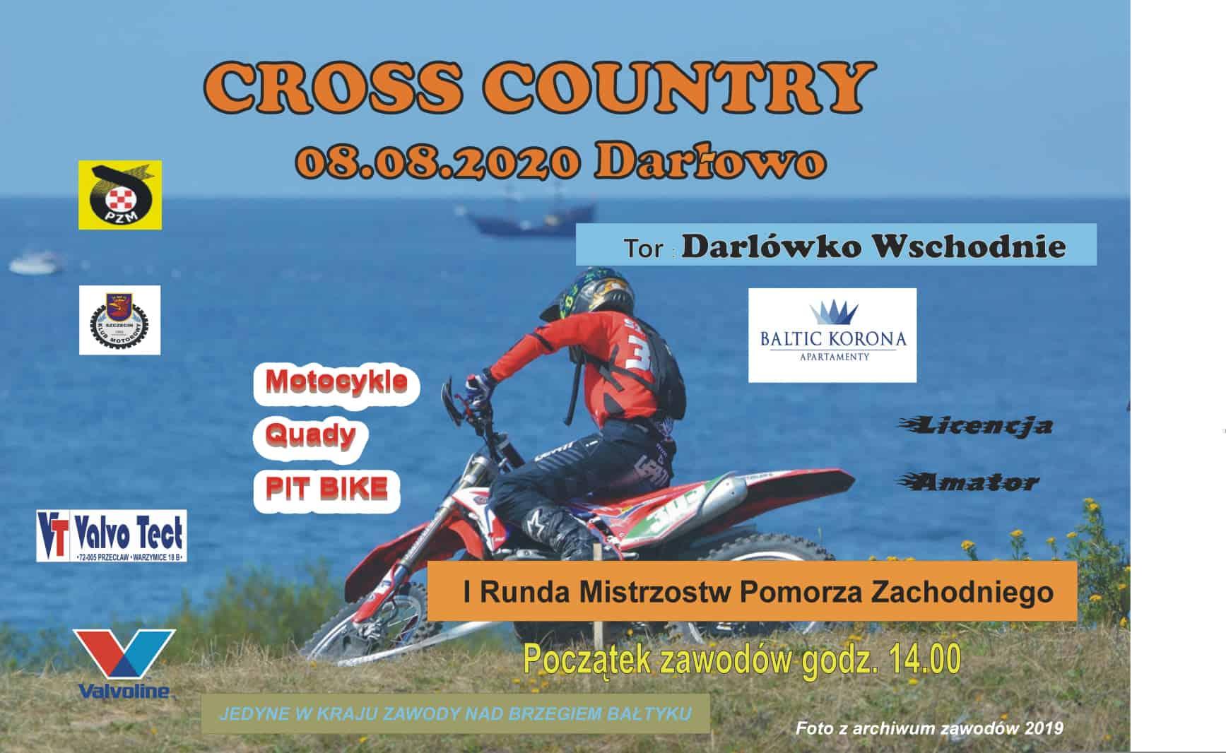 Darłowo zaprasza fanów motocrossu!