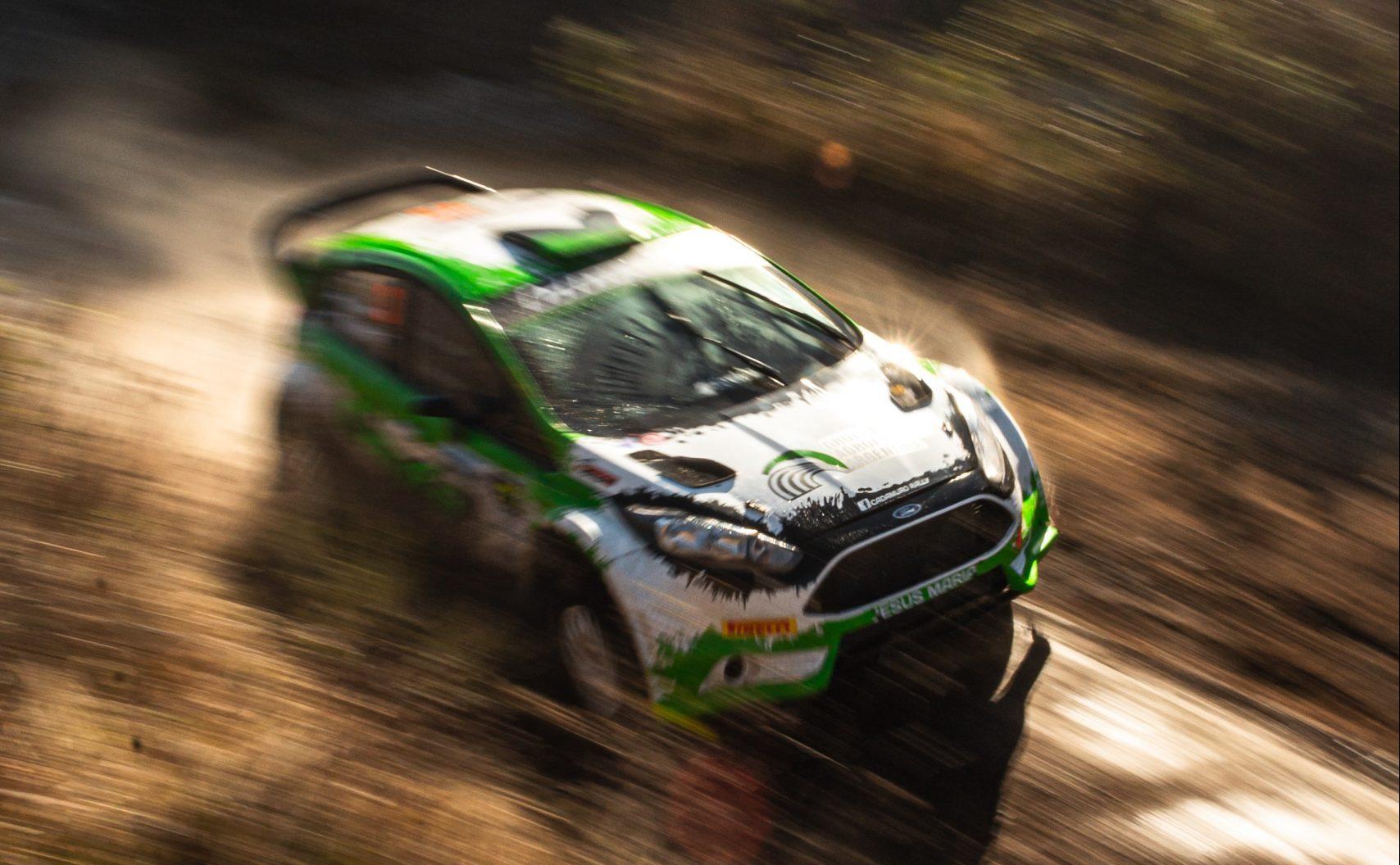 Rajd Estonii WRC wygrał Tanaka. Polak dachował