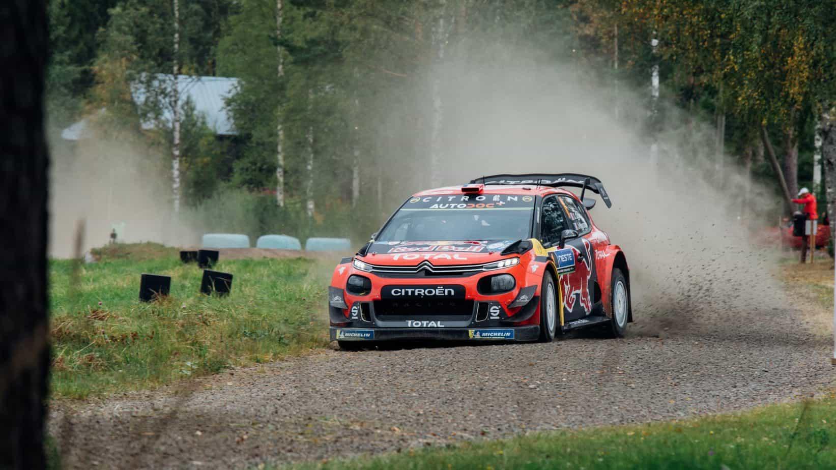 WRC. Kajetanowicz i Szczepaniak na drugim miejscu podium