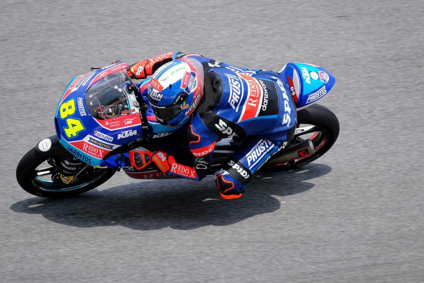 MotoGP. Danilo Petrucci zwycięski w Grand Prix Francji