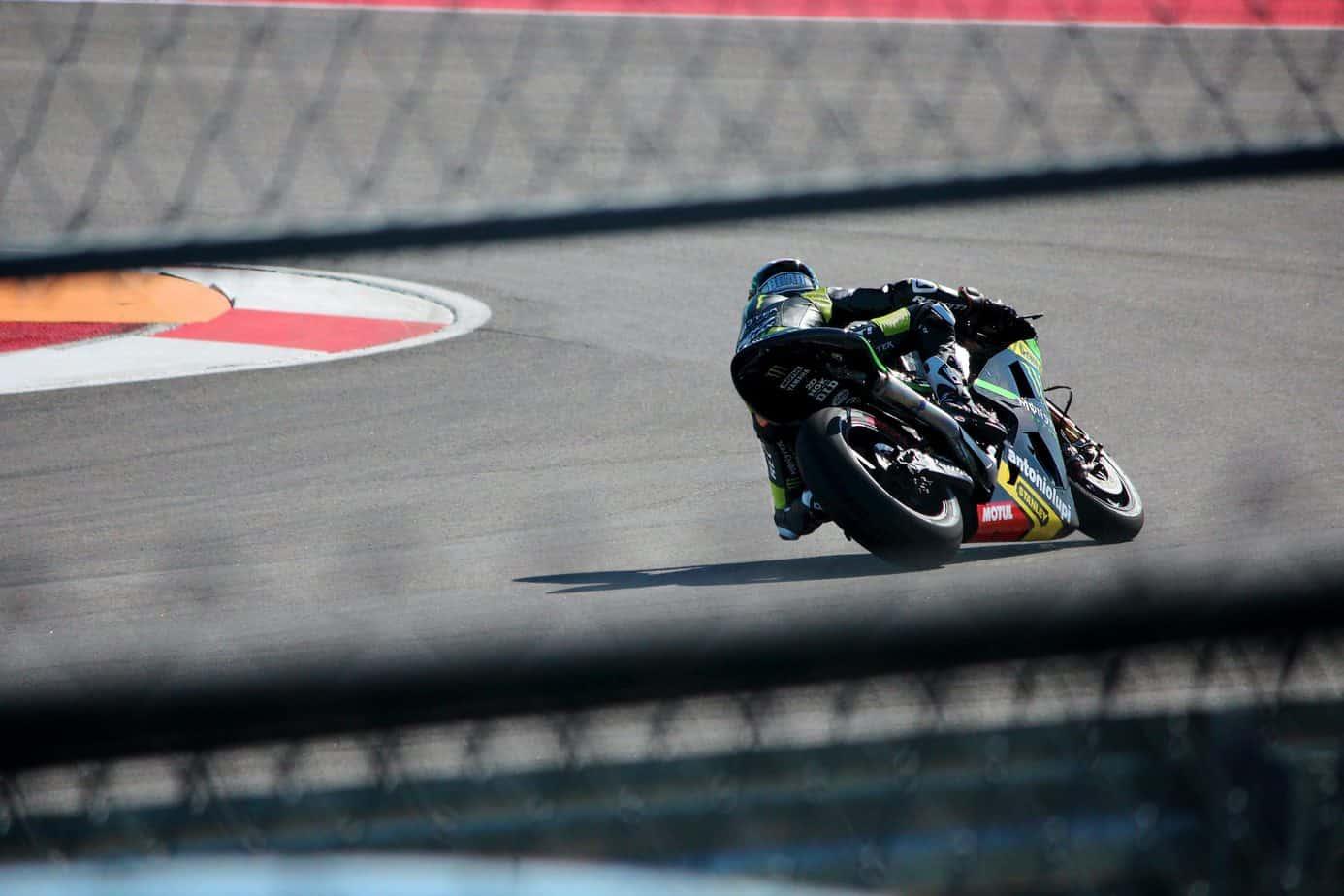 MotoGP Grand Prix Argonii. Najwyższy stopień podium dla Alexa Rinsa