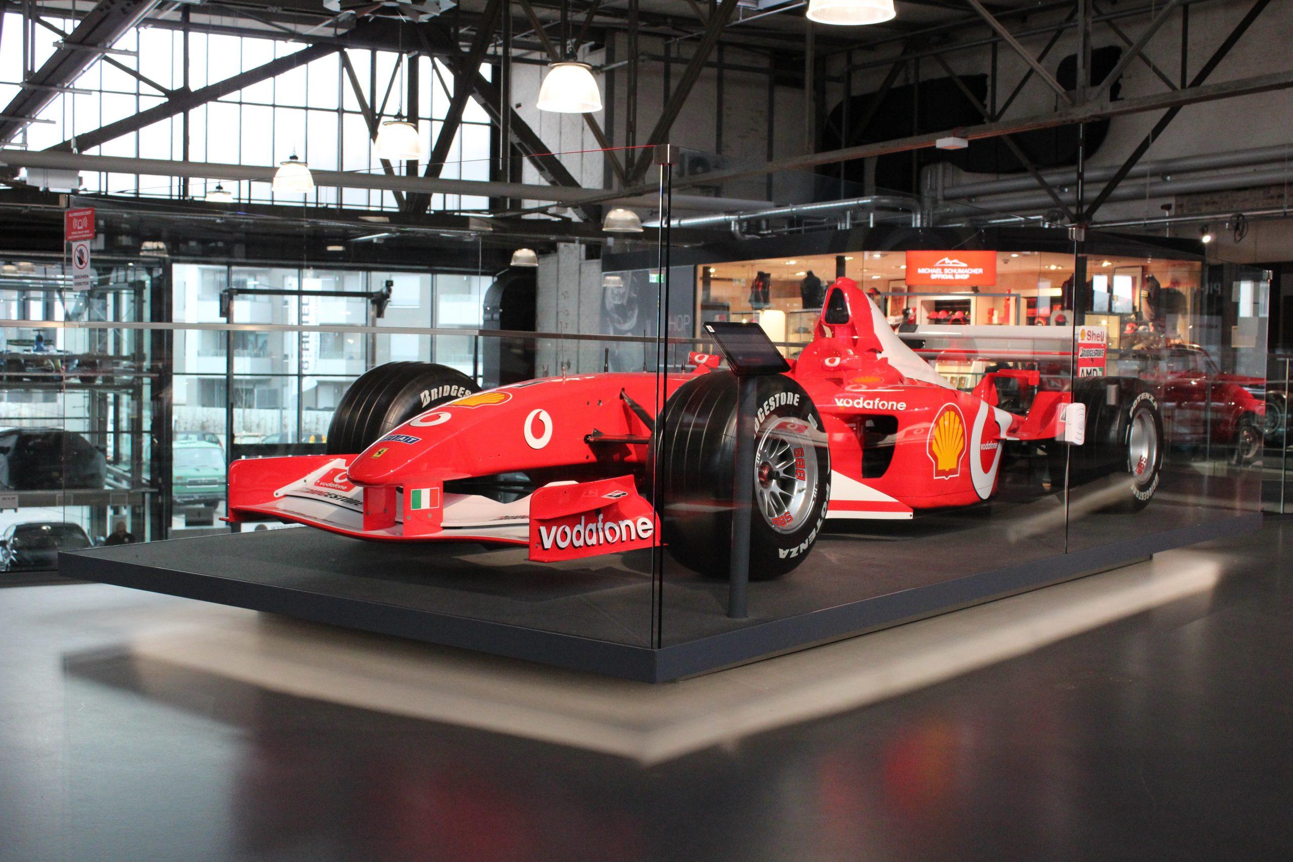 Schumacher znów pojawi się w F1? Syn idzie w ślady ojca