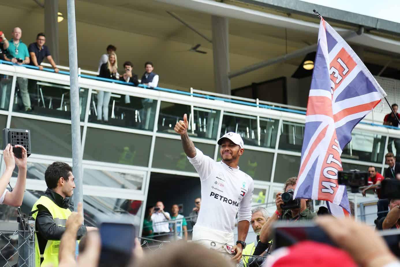 F1. Grand Prix Turcji. Siódmy tytuł mistrzowski Lewisa Hamiltona