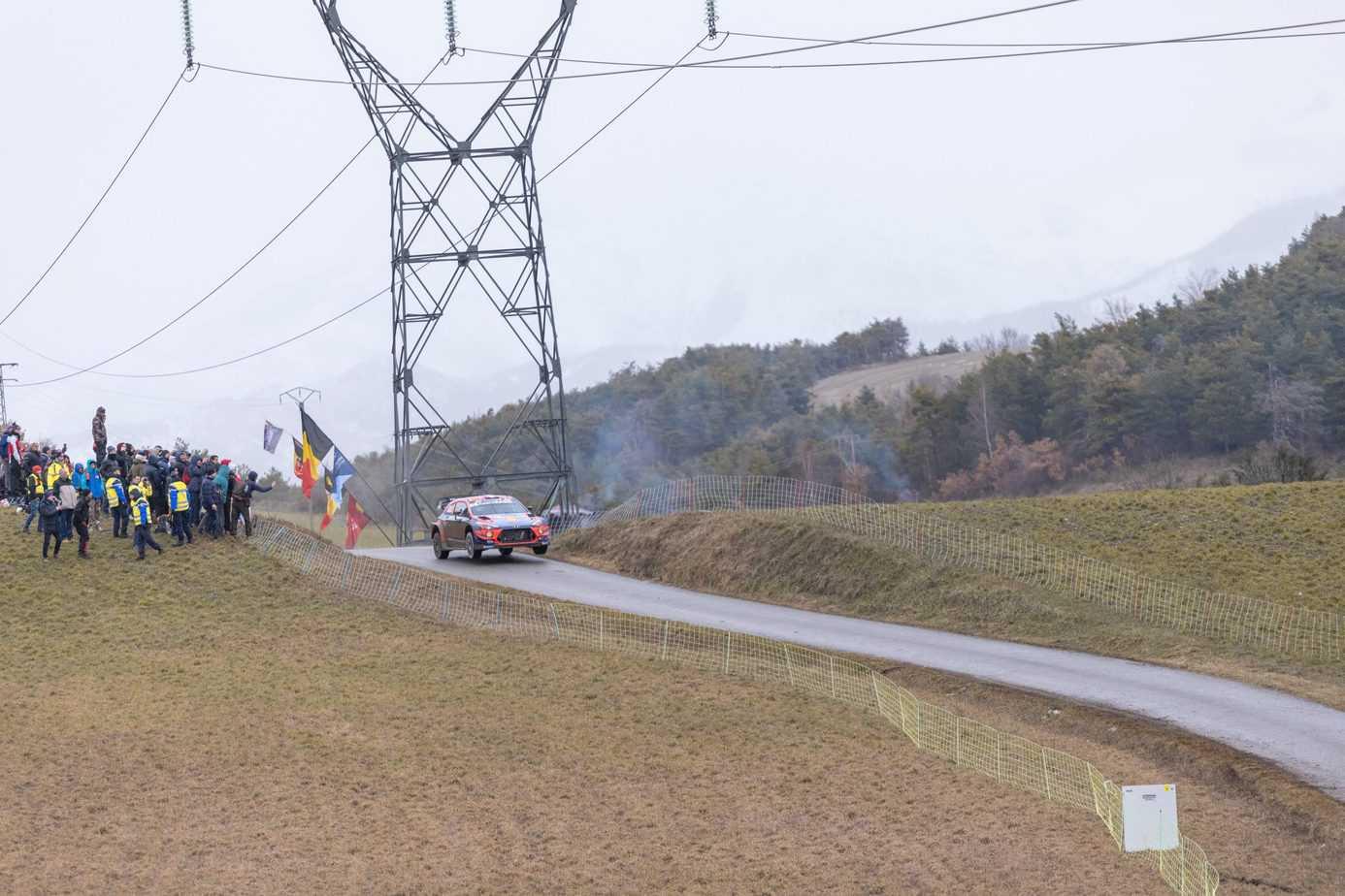 Zaczęto testy elektrycznego samochodu klasy WRC