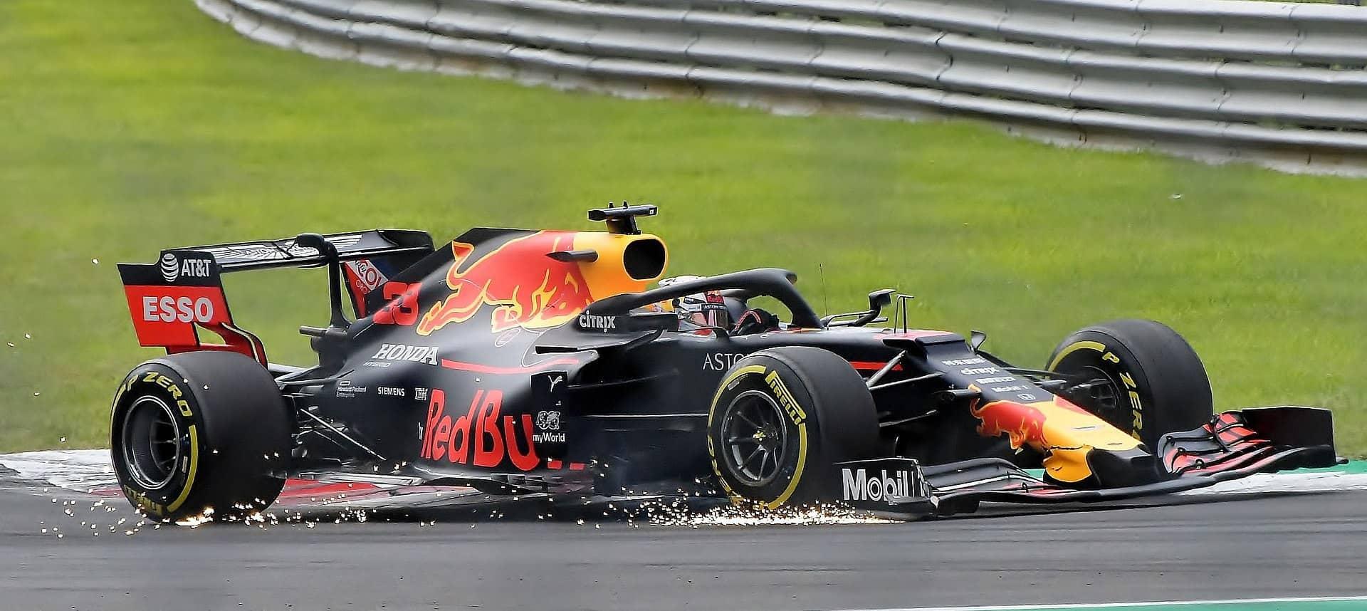 Koniec szalonego sezonu F1 2020