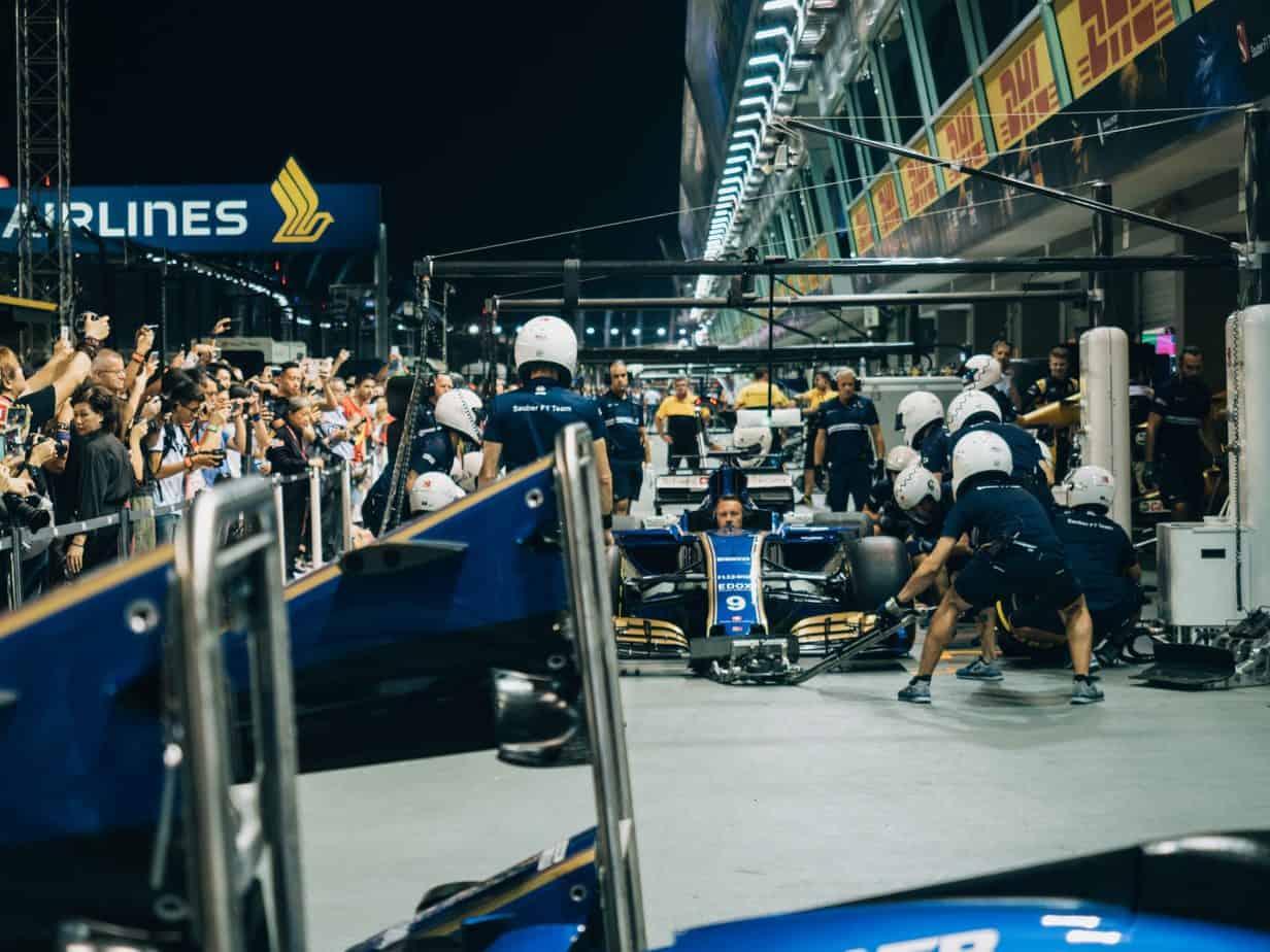 Nadchodzi rewolucja paliwowa królowej motorsportu!