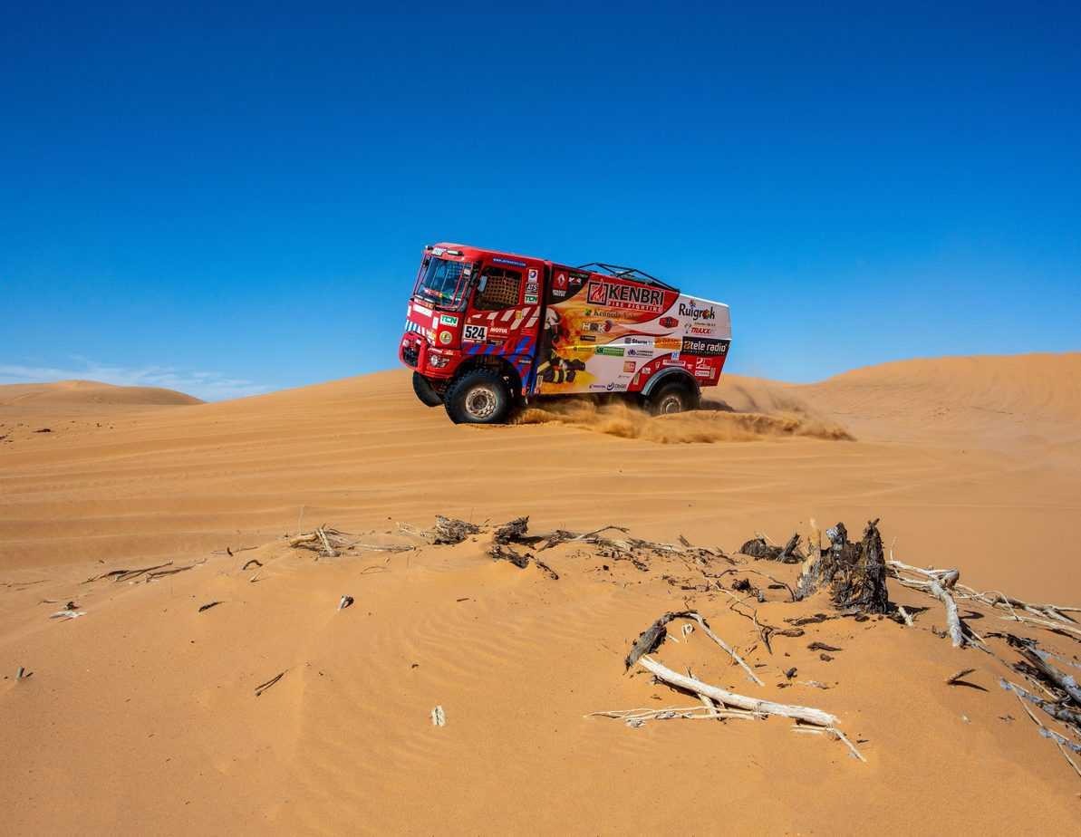 Polacy startują w styczniowym Rajdzie Dakar!