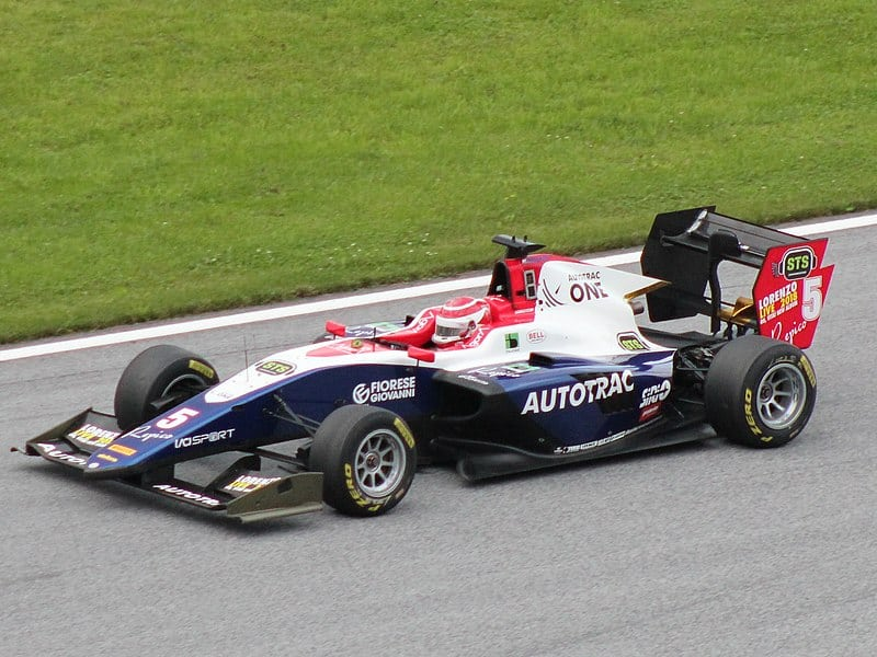 Syn mistrza świata F1 bez środków na dalszą karierę