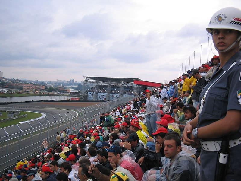 Grand Prix Sao Paolo stoi pod znakiem zapytania