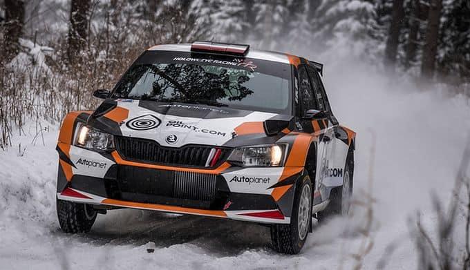 Wychowanek Hołowczyca zadebiutuje w mistrzostwach świata WRC