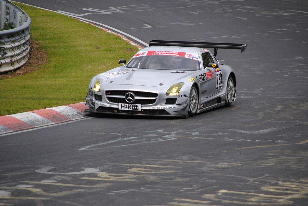 Robert Kubica wystartuje w ramach serii VLN Nürburgring Endurance