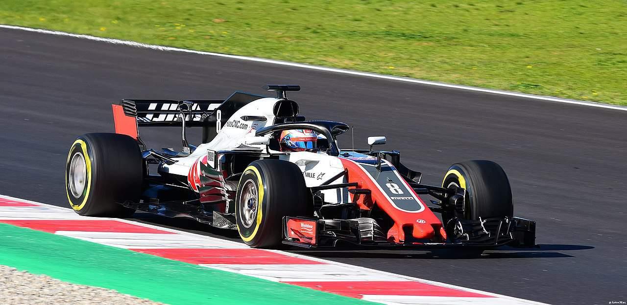 F1. Haas nie zmieni kontrowersyjnych barw bolidu?