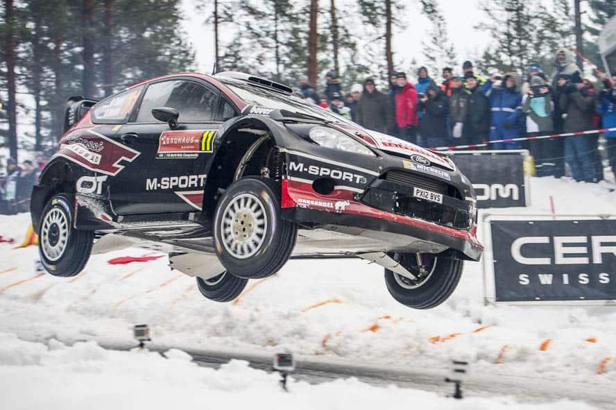 WRC. Ott Tanak wygrywa niepokonany podczas Rajdu Arktycznego
