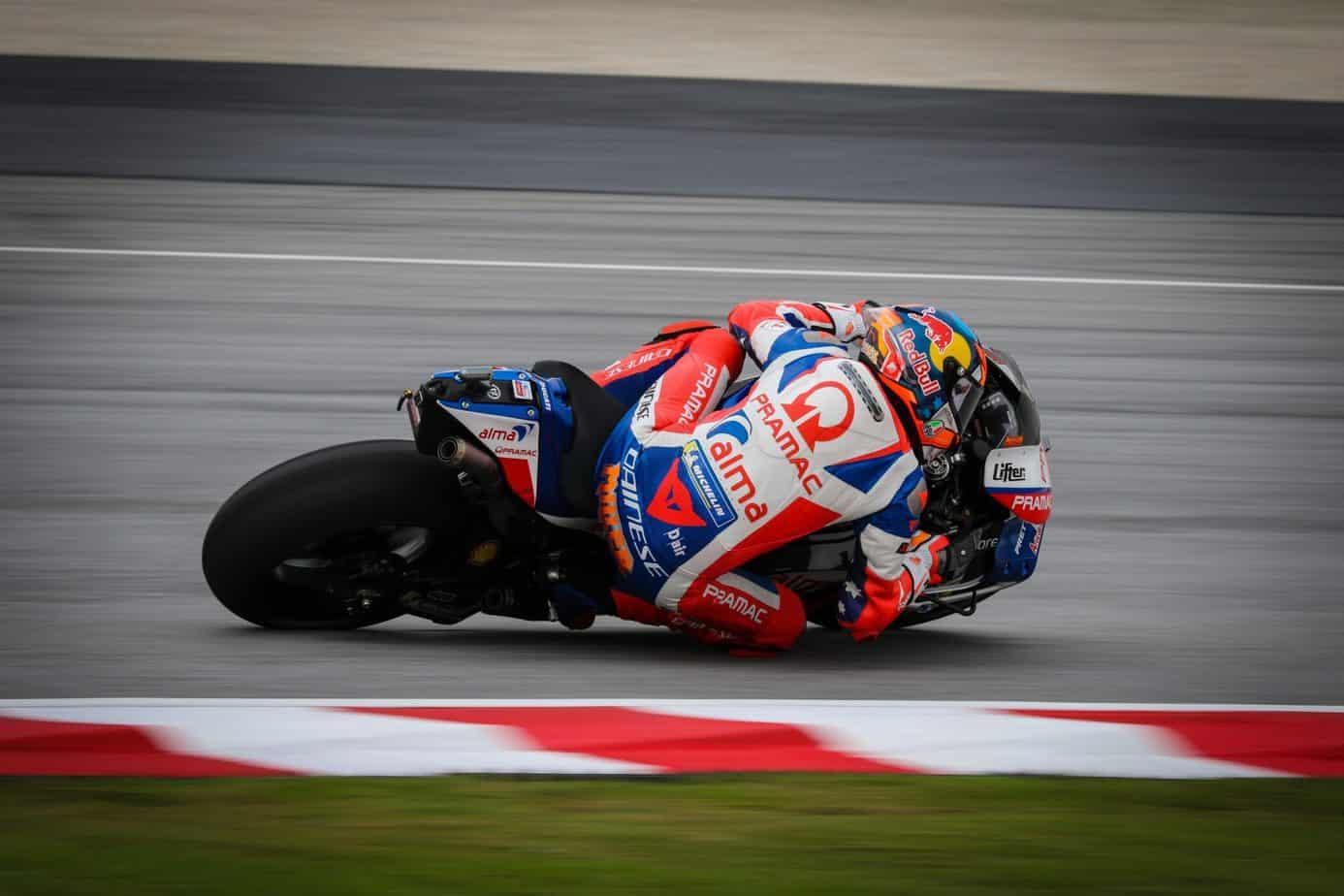 MotoGP. Do sieci trafiły przebitki z oficjalnych testów w Katarze