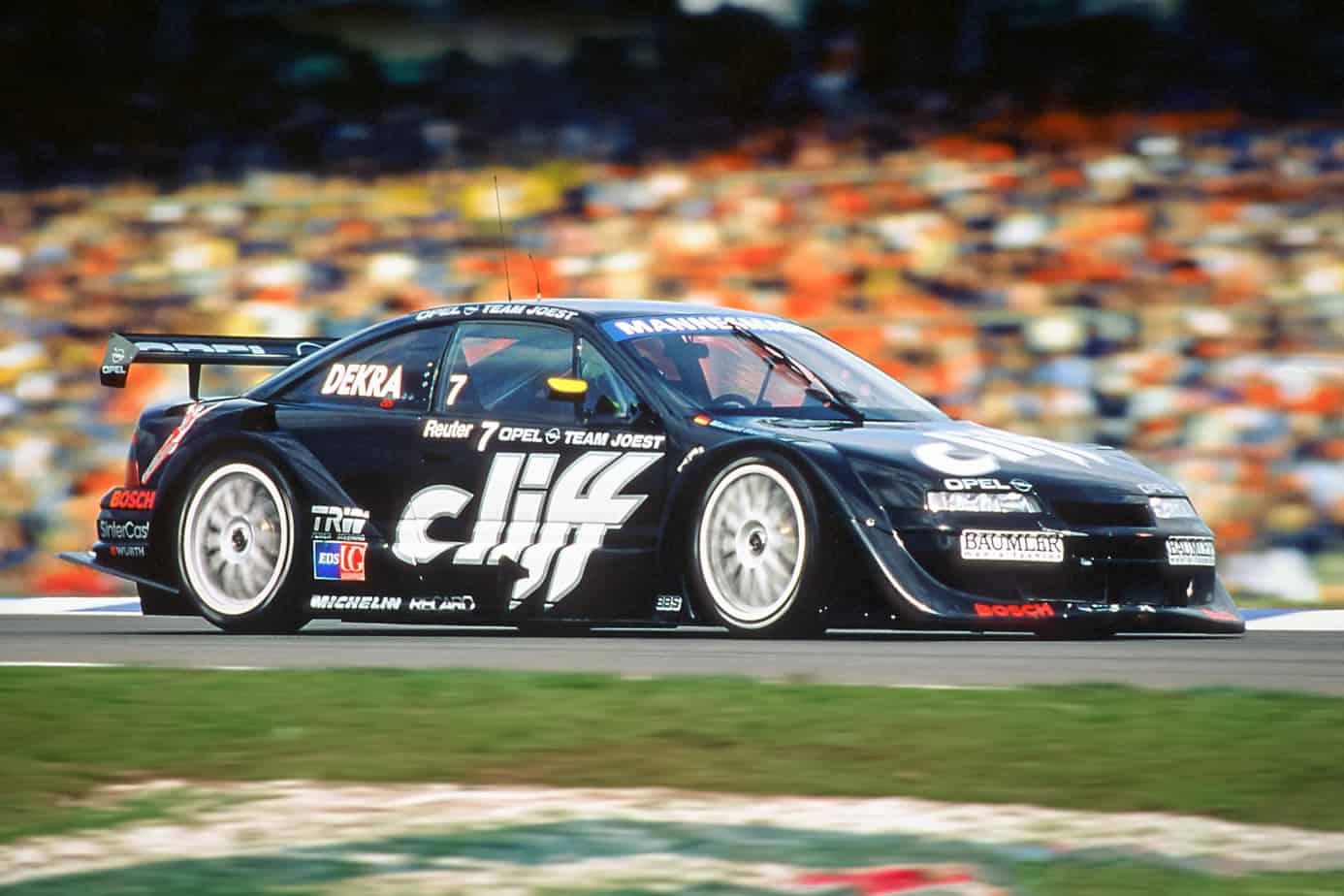 25-lecie zwycięstwa Opla Calibry na Mistrzostwach Świata Samochodów Turystycznych