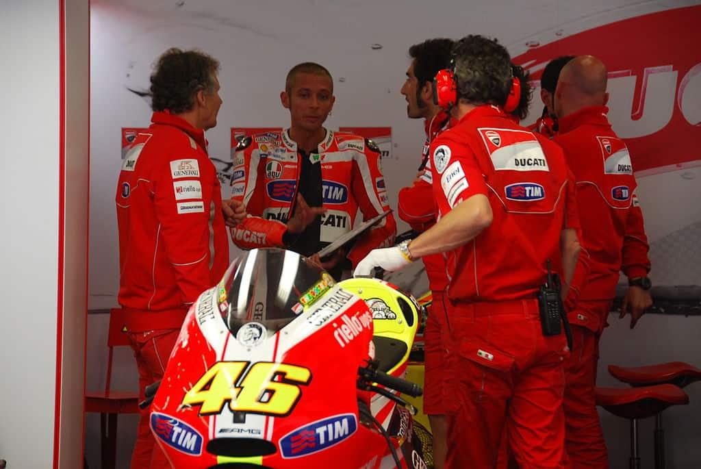 Zespół Valentino Rossiego zasili MotoGP już w 2022 roku?