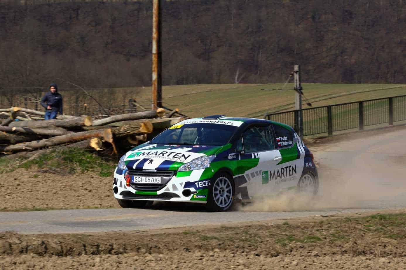 Car Speed Racing na drugim miejscu po pierwszej rundzie  Marten Tarmac Masters!