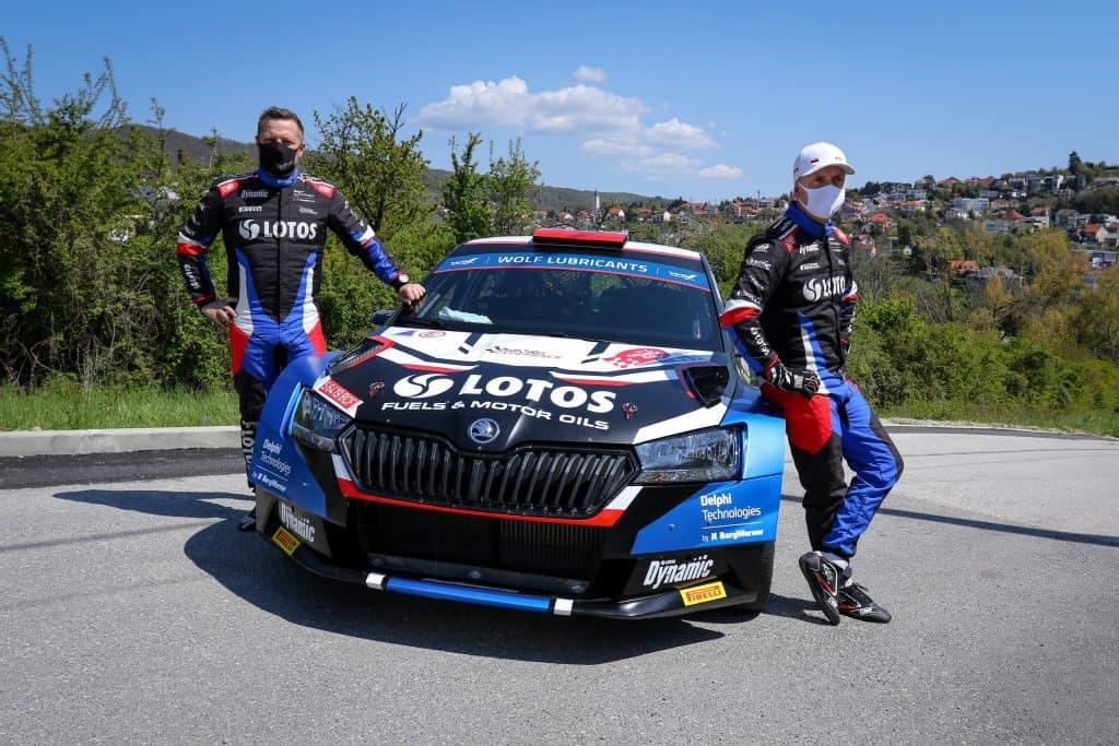 WRC: Kajetan Kajetanowicz z historycznym zwycięstwem w Rajdzie Chorwacji