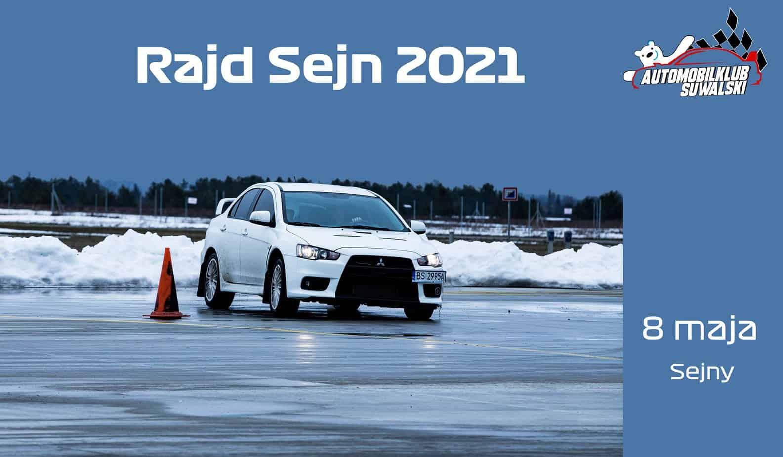 Już 8 maja rozpocznie się Charytatywny Rajd Sejn 2021!