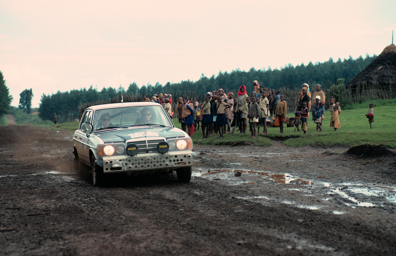 68. Rajd Safari powraca do rangi WRC