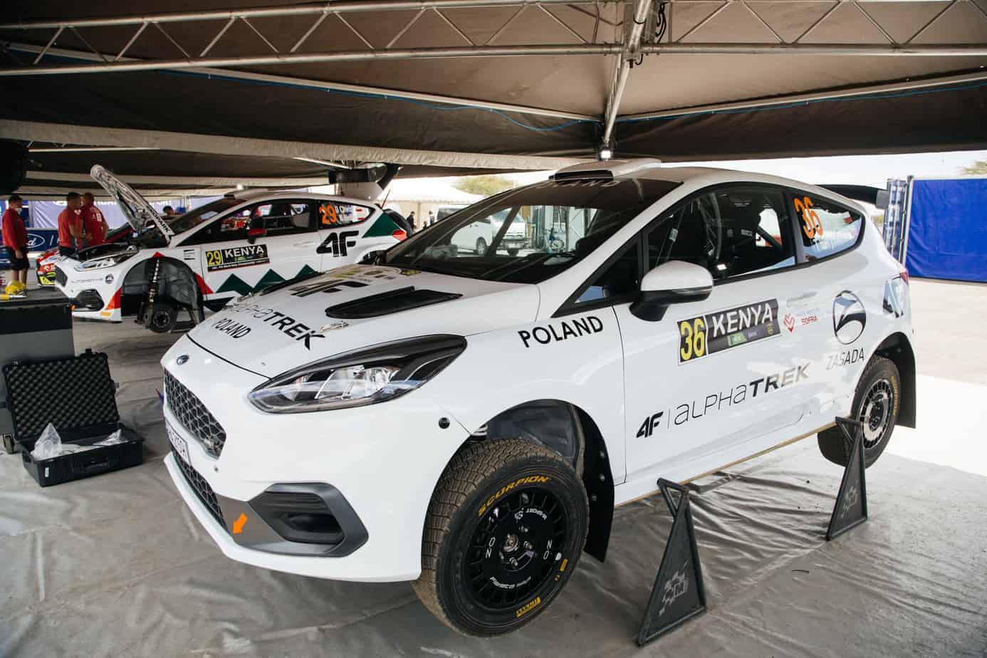 Dziś startuje 68. edycja Safari Rally Kenya. Nie zabraknie polskich zawodników!