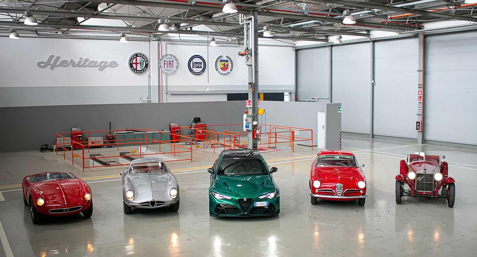 """Podczas 39. edycji rajdu """"1000 Miglia"""" zobaczymy aż cztery maszyny z muzealnej kolekcji Alfy Romeo!"""