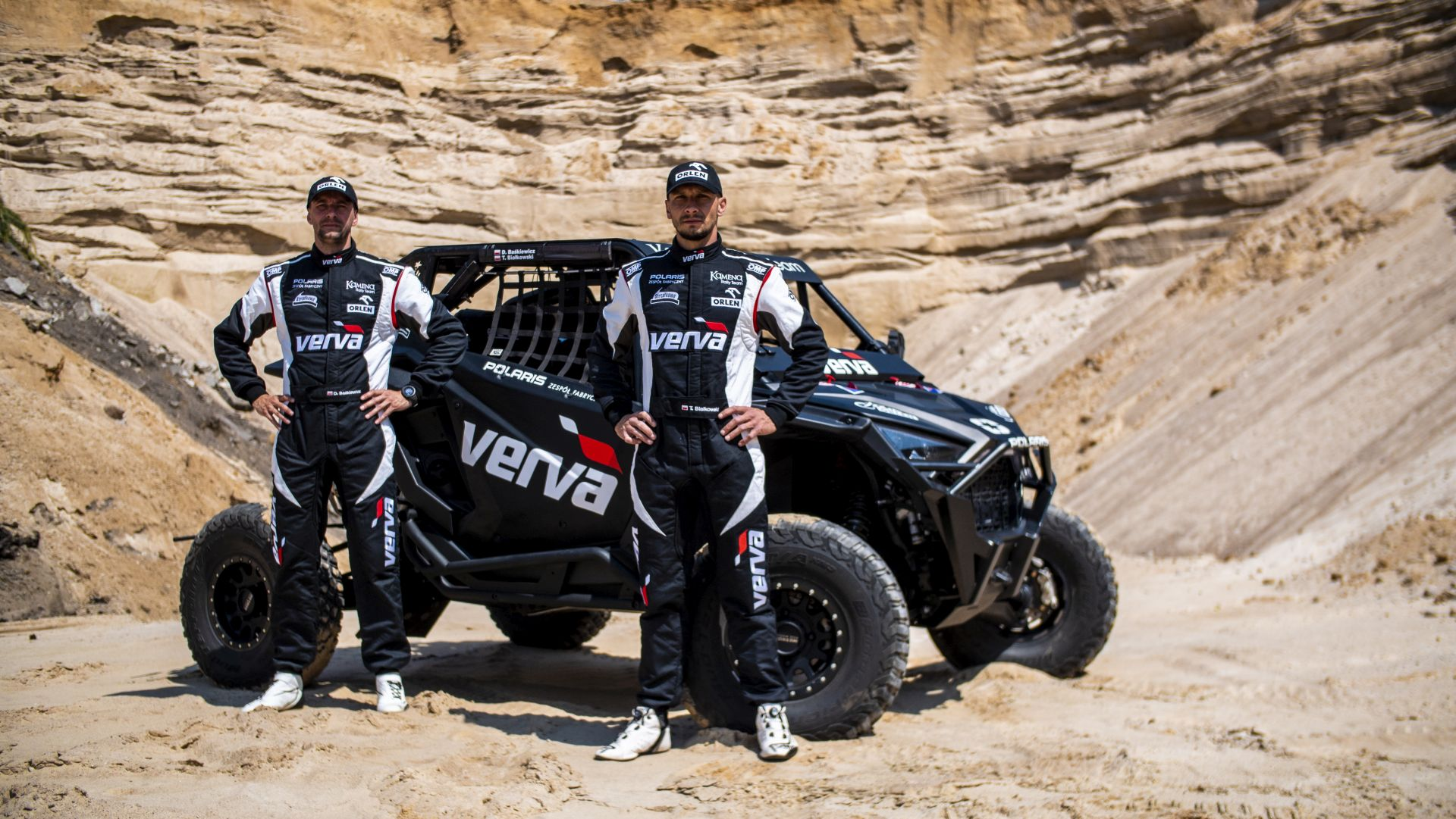Kamena Rally Team oficjalnie częścią ORLEN Team