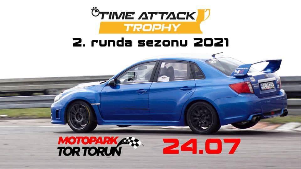 Time Attack Trophy 2021: druga runda już wkrótce!