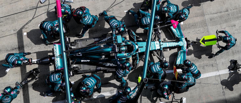 F1: Aston Martin podkrada Red Bullowi specjalistów