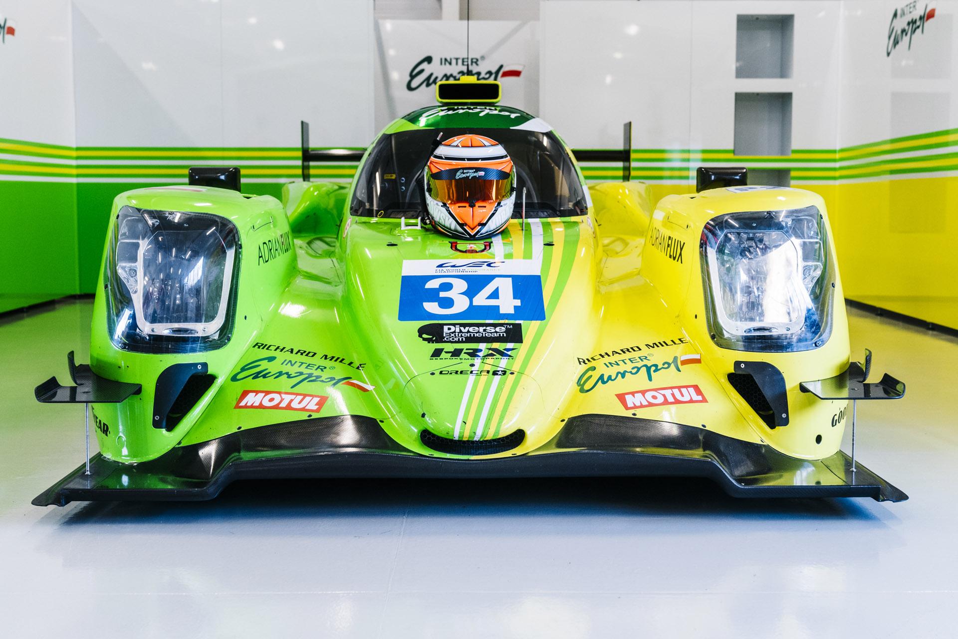 Poznaj reprezentację Polski startującą w ramach kultowego 24-godzinnego wyścigu Le Mans