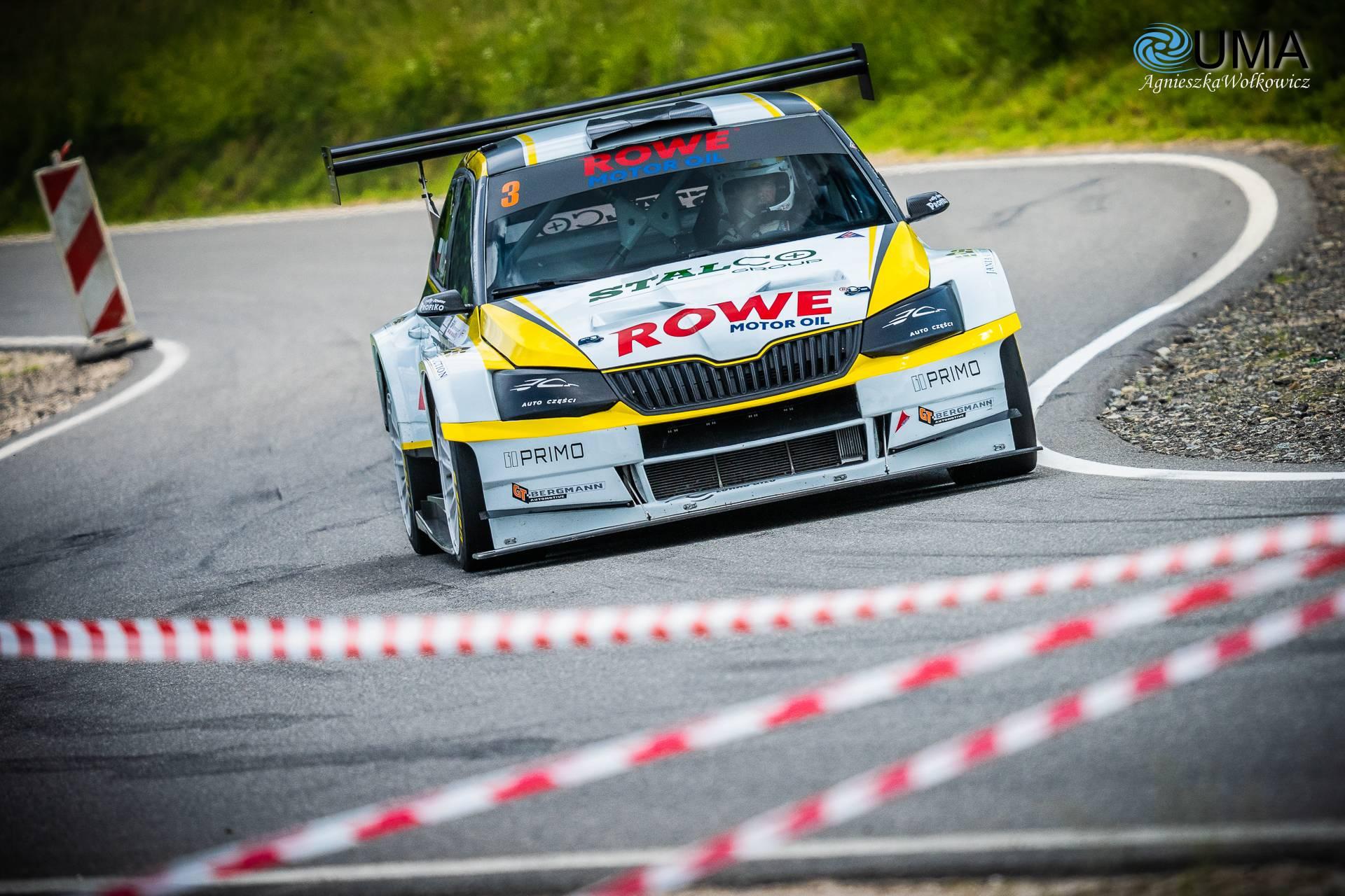 Zawodnicy Kluza Racing Team na podium Czarnej Góry i Słomczyna