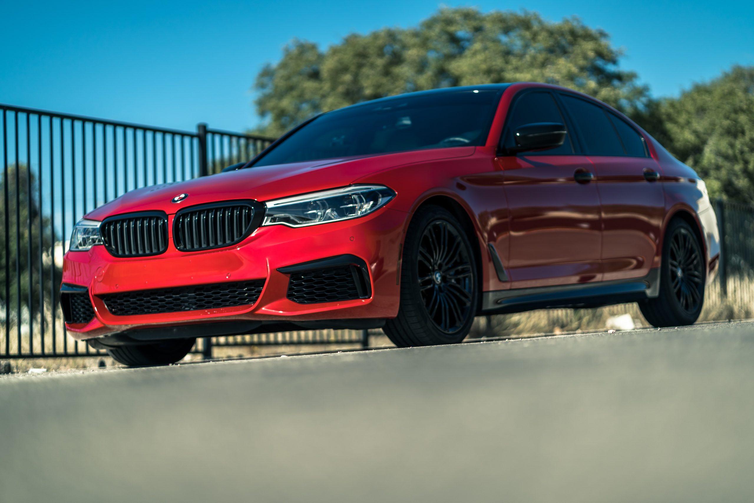 Historia samochodów BMW M